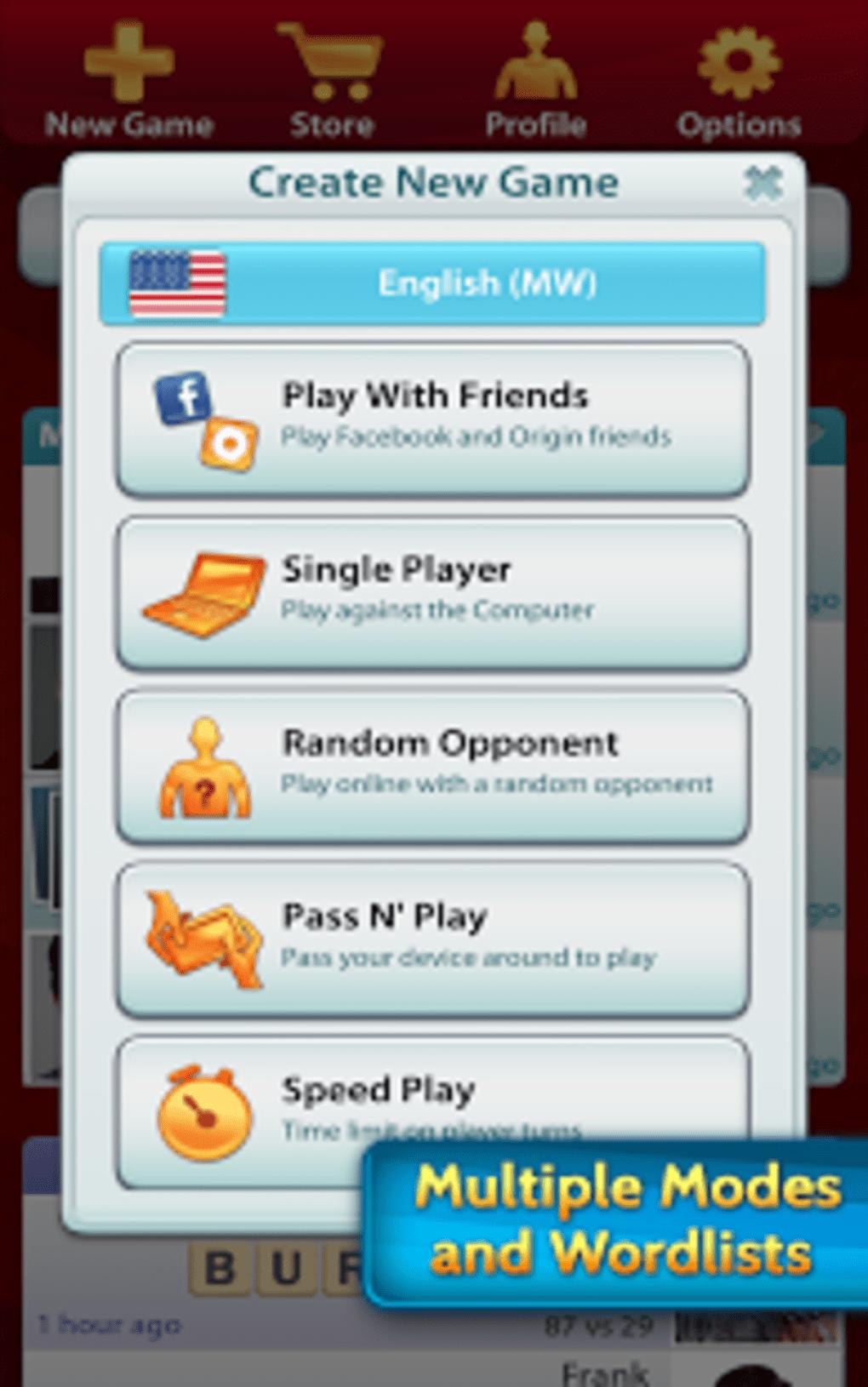 Free scrabble games no download.