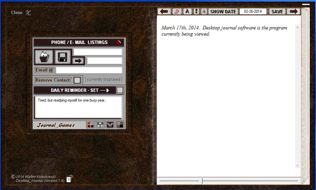 Microsoft windows journal viewer (windows) descargar.