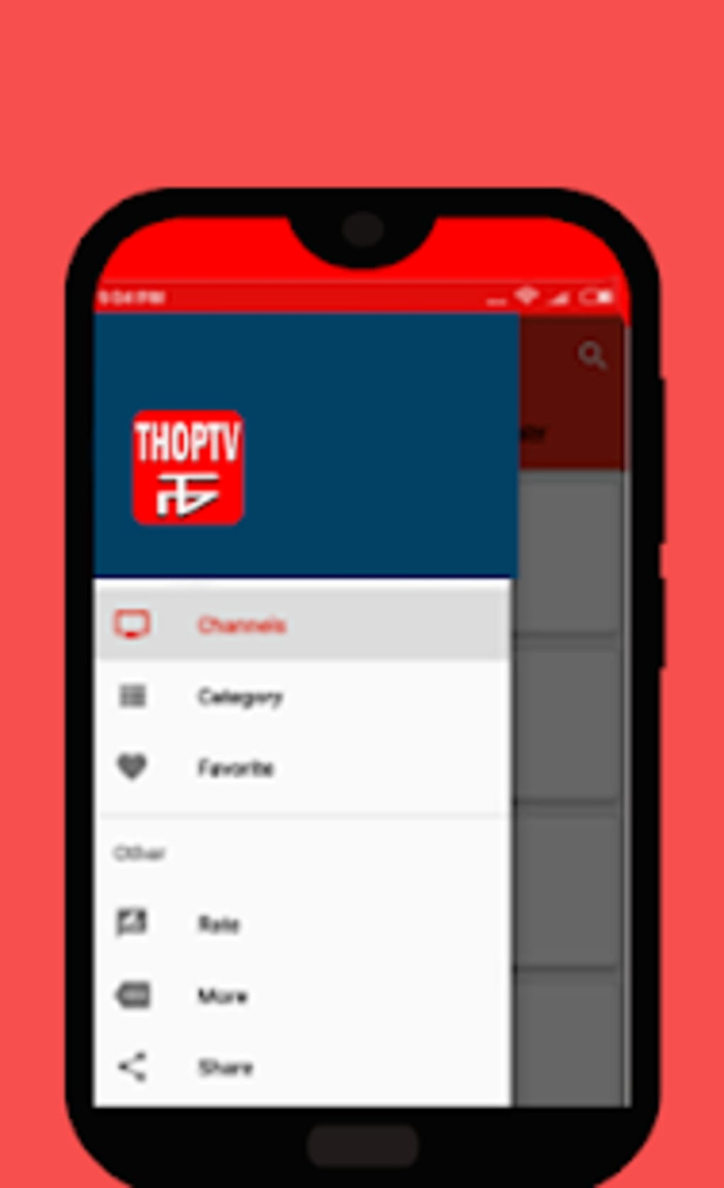 THOP TV CHANNELS for Android - Download