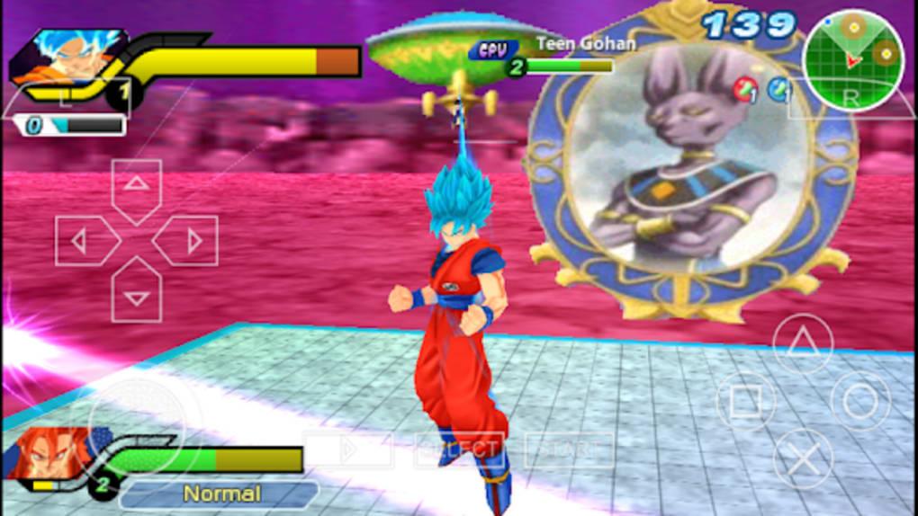 Ultimate Tenkaichi Dragon Tag Tim Ball Z Budokai cho Android