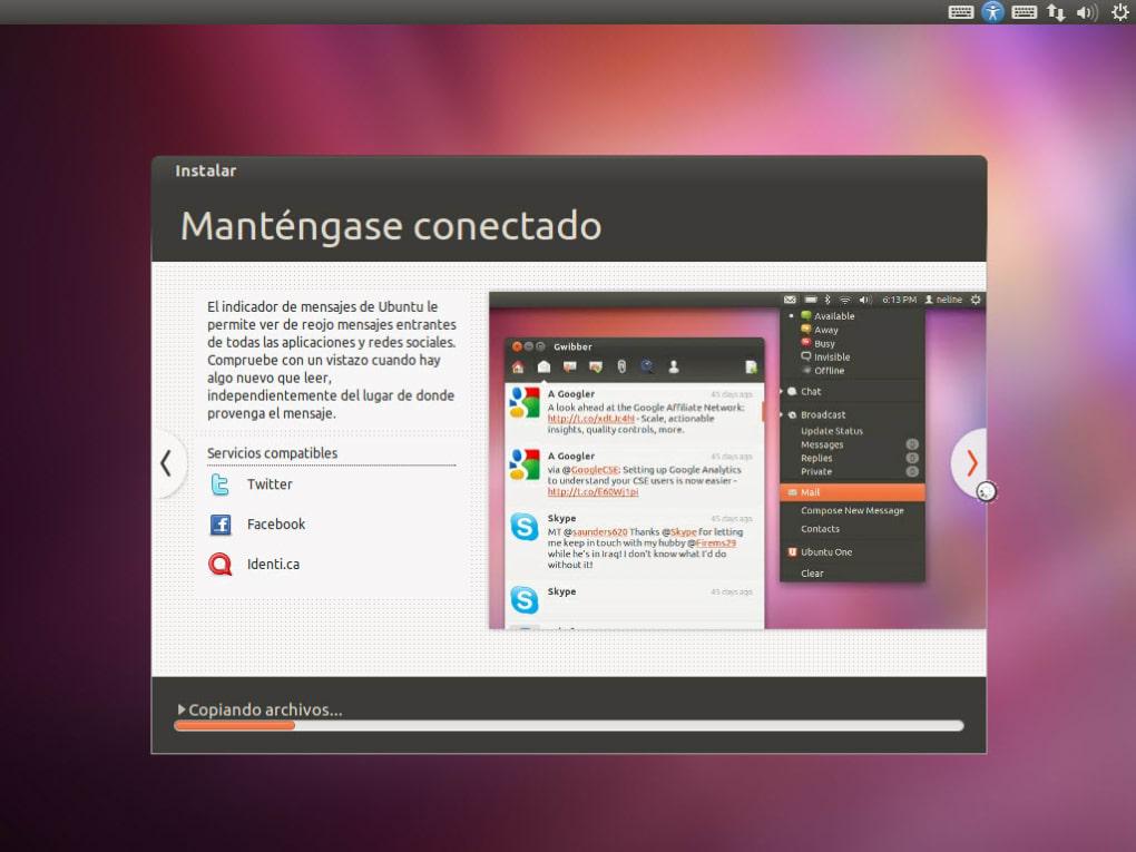 ubuntu descargar sistema operativo linux