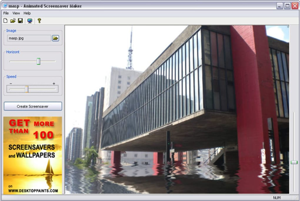 Animated Screensaver Maker Descargar