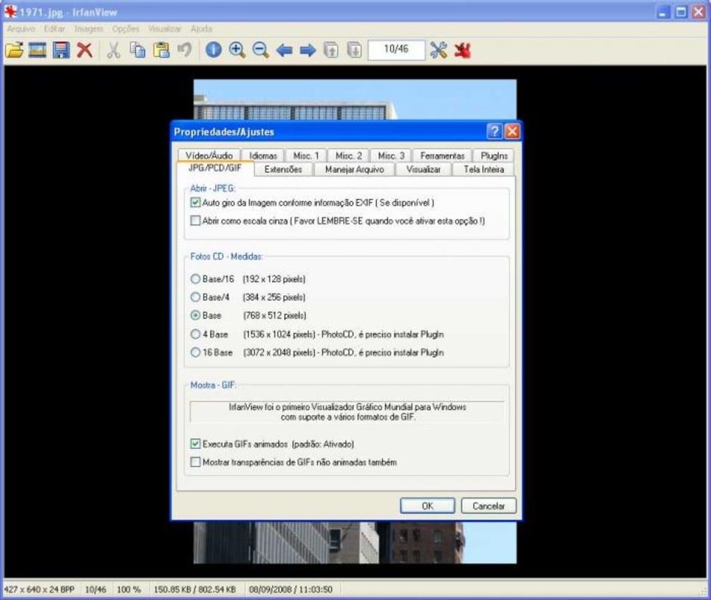 irfanview download portugues 32 bits