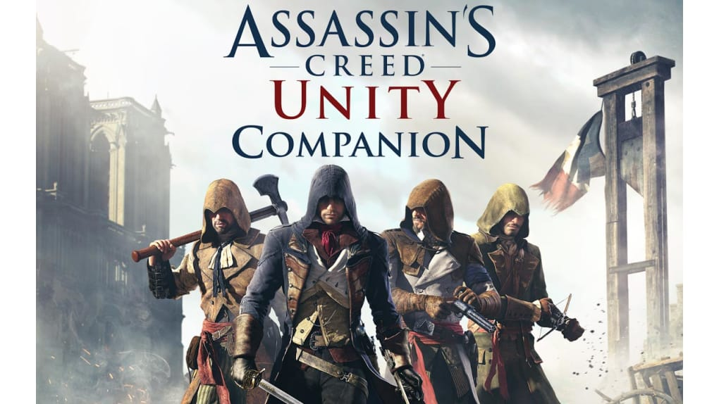 Assassin's Creed Unity Companion per Android - Download
