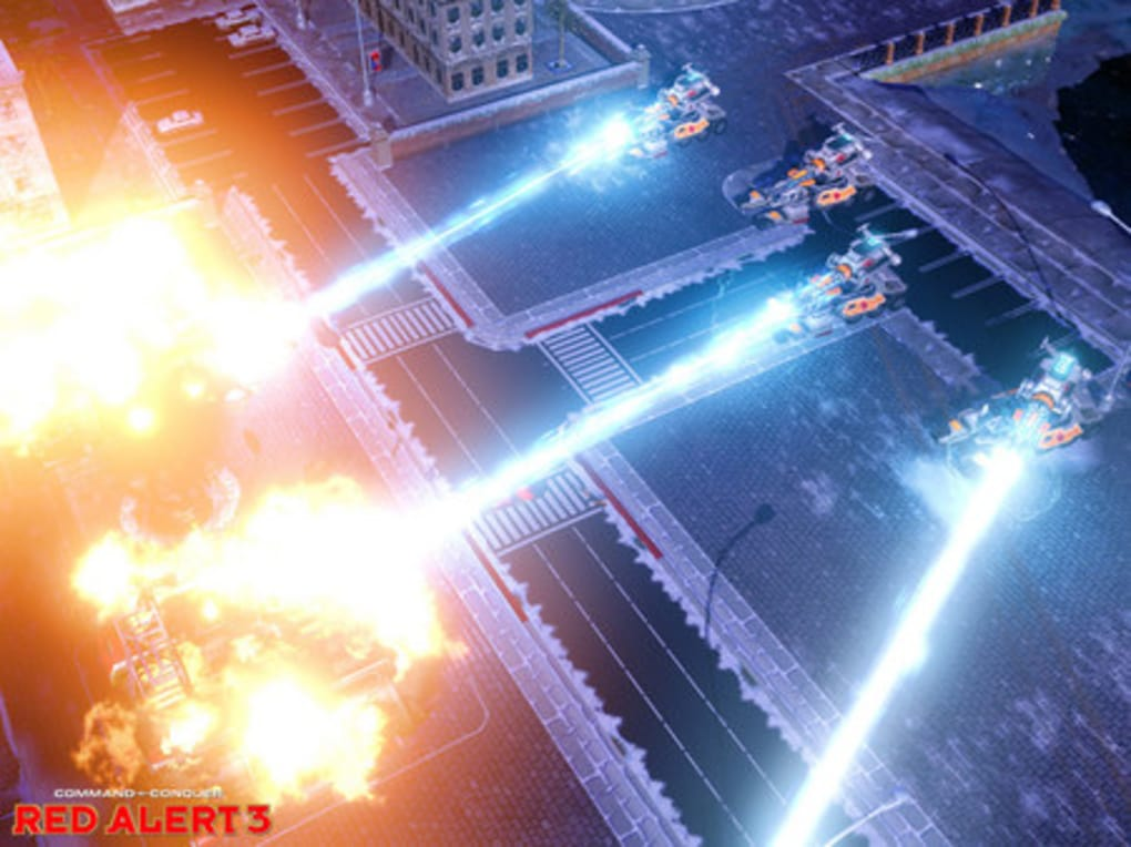 download game command and conquer red alert 3 full version