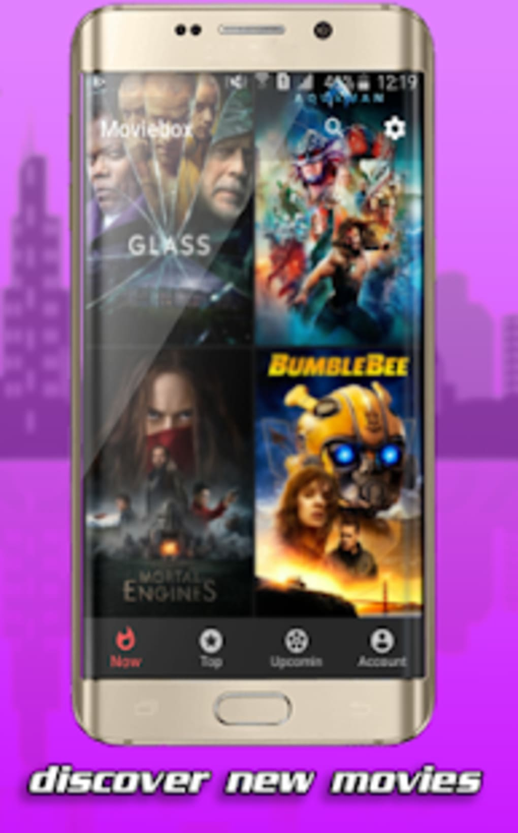 android apps for downloading free movies