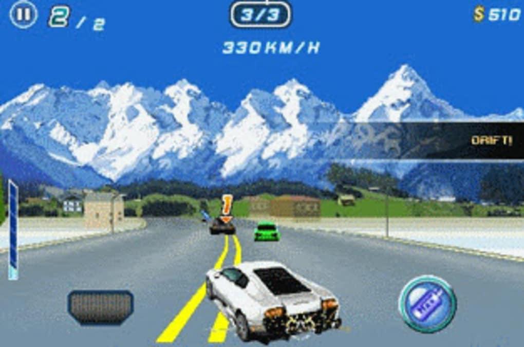 Asphalt 6 adrenaline java game for mobile. Asphalt 6 adrenaline.