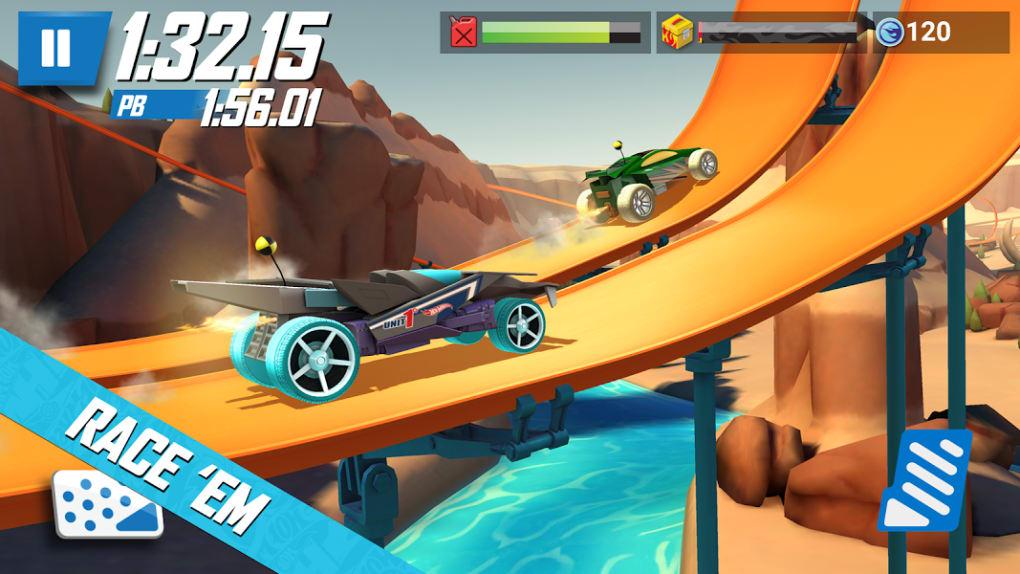 Hot Wheels Race Off Para Android Descargar