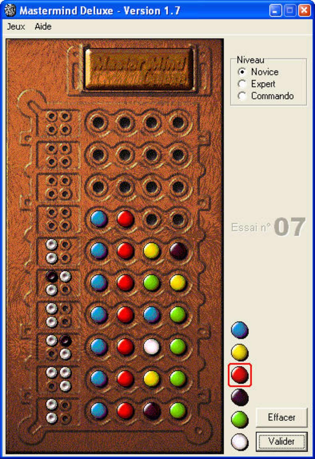Scrabble Windows 7