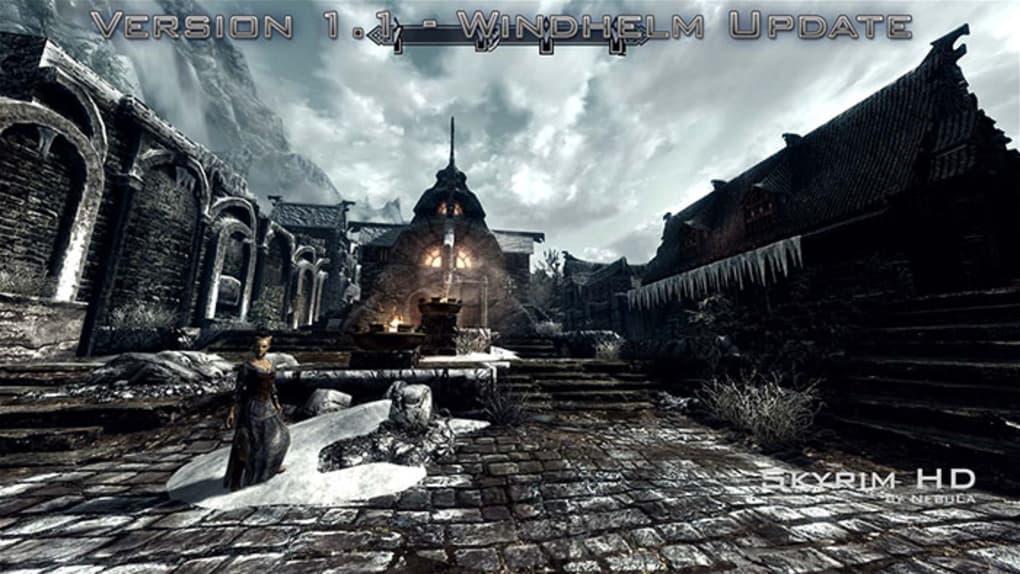 Skyrim HD - 2K Textures - Download