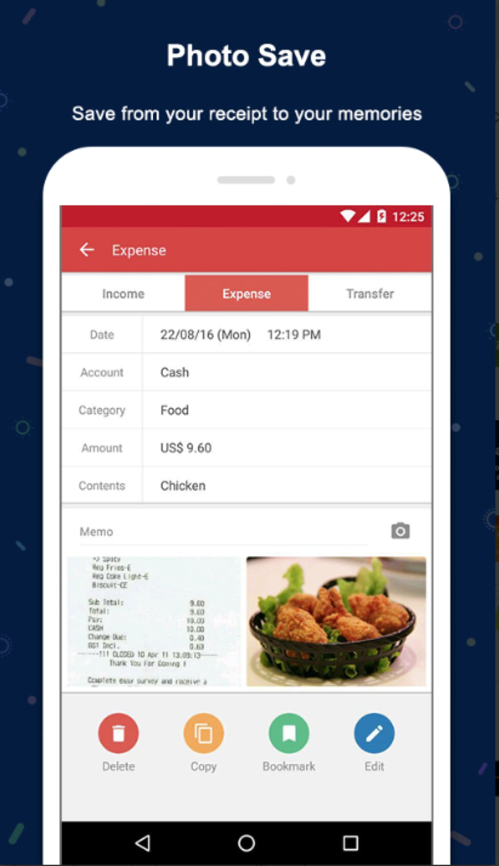 Money Manager Expense & Budget for Android - Download