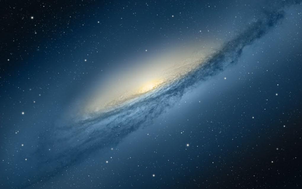 mountain lion galaxy wallpaper for mac download