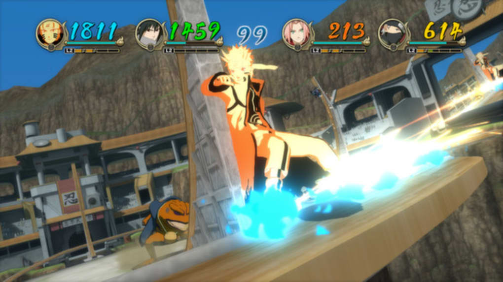 free download game naruto shippuden for pc full version