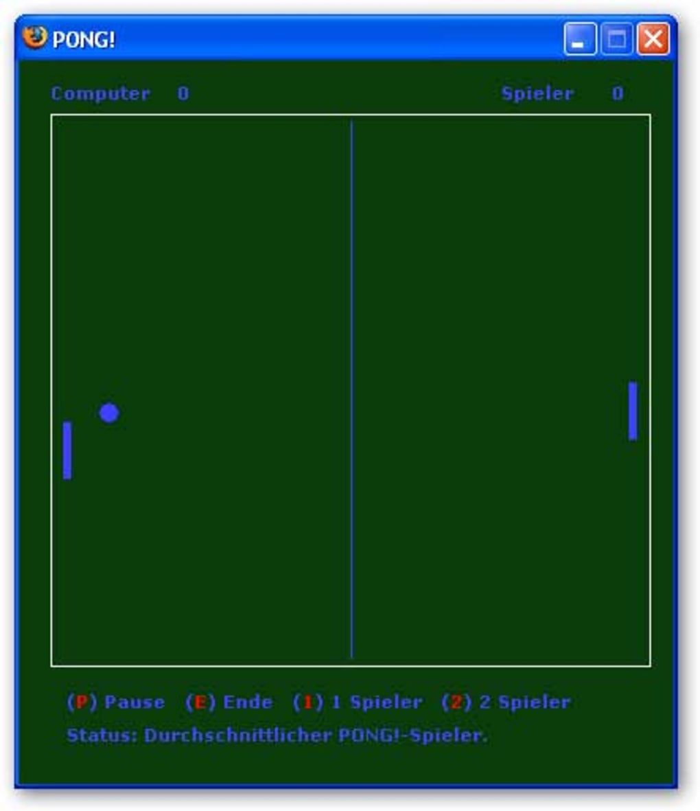 Pong Multiplayer