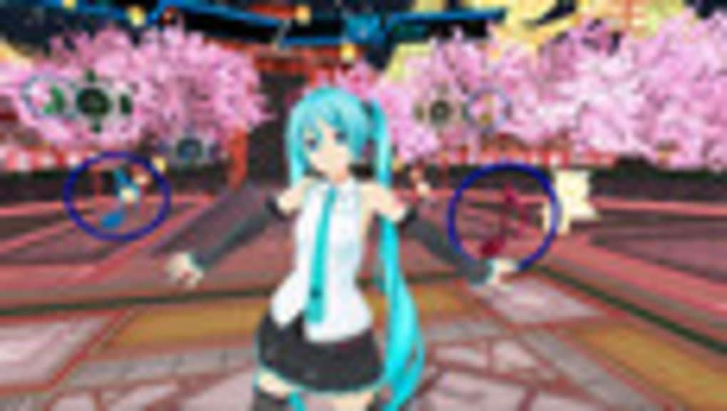 Hatsune miku dating sim download free