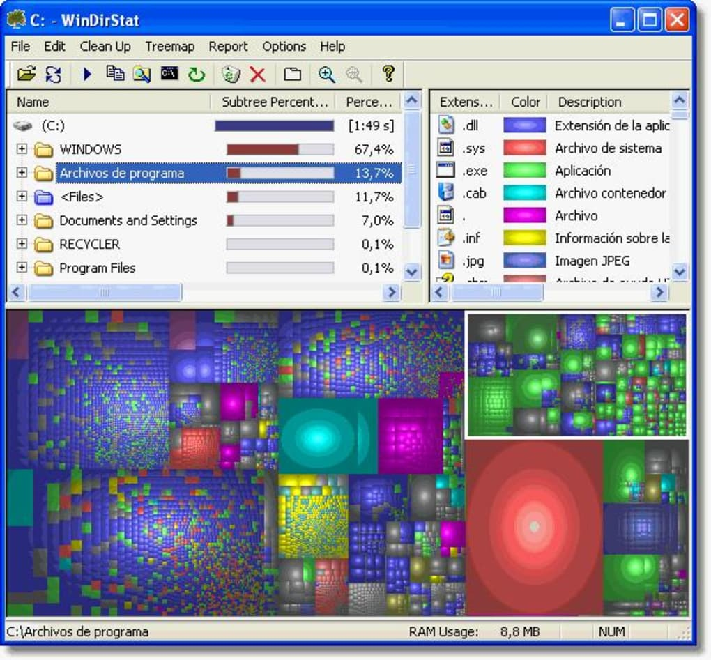 windirstat windows 7