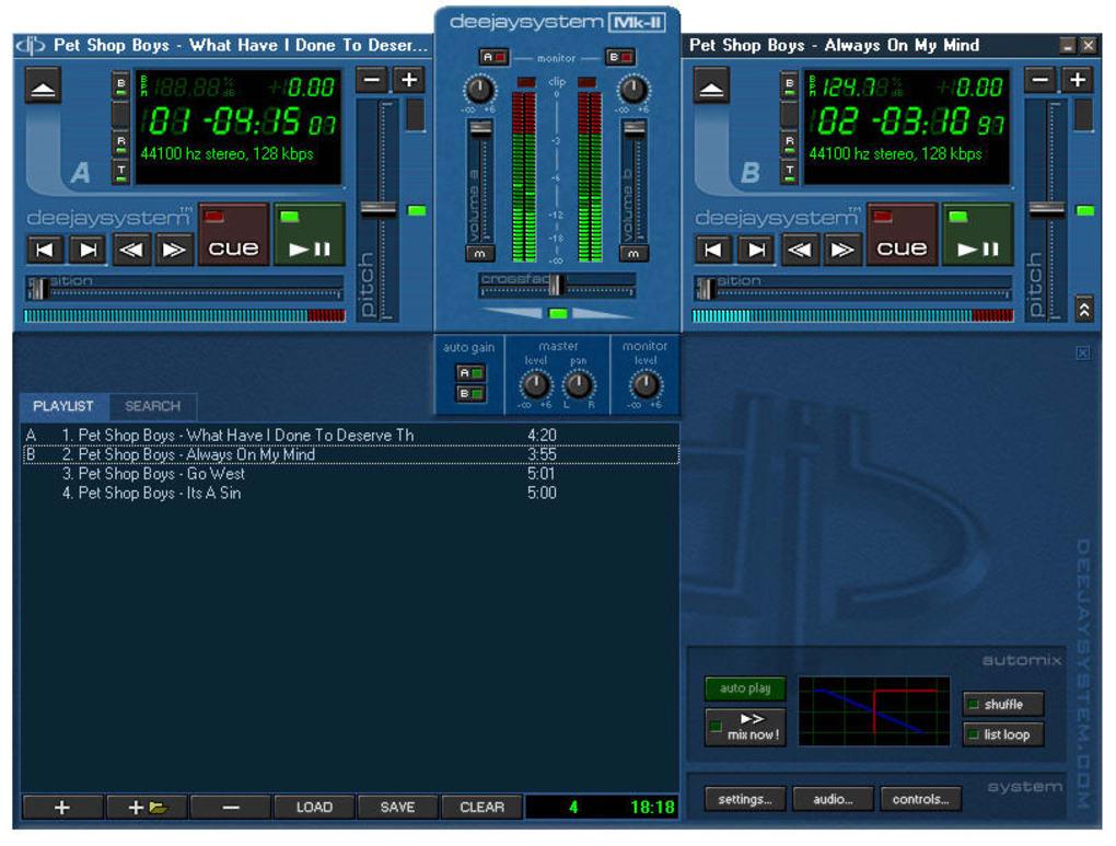 deejaysystem mk1 gratis