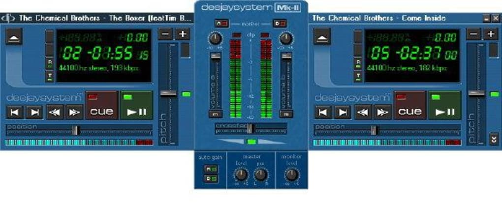 deejaysystem video vj-ii v3.1.1
