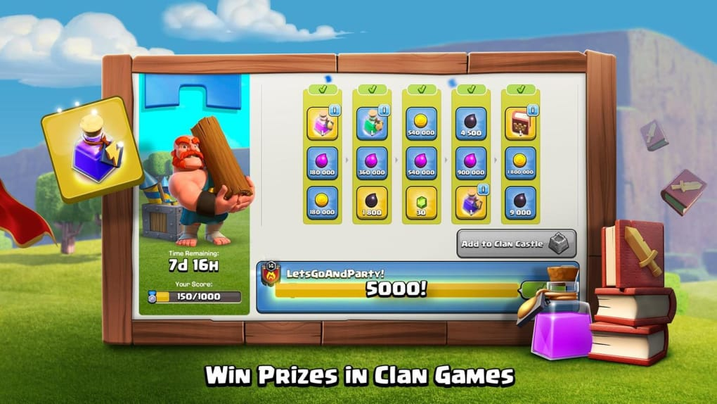 clash of clans no android download