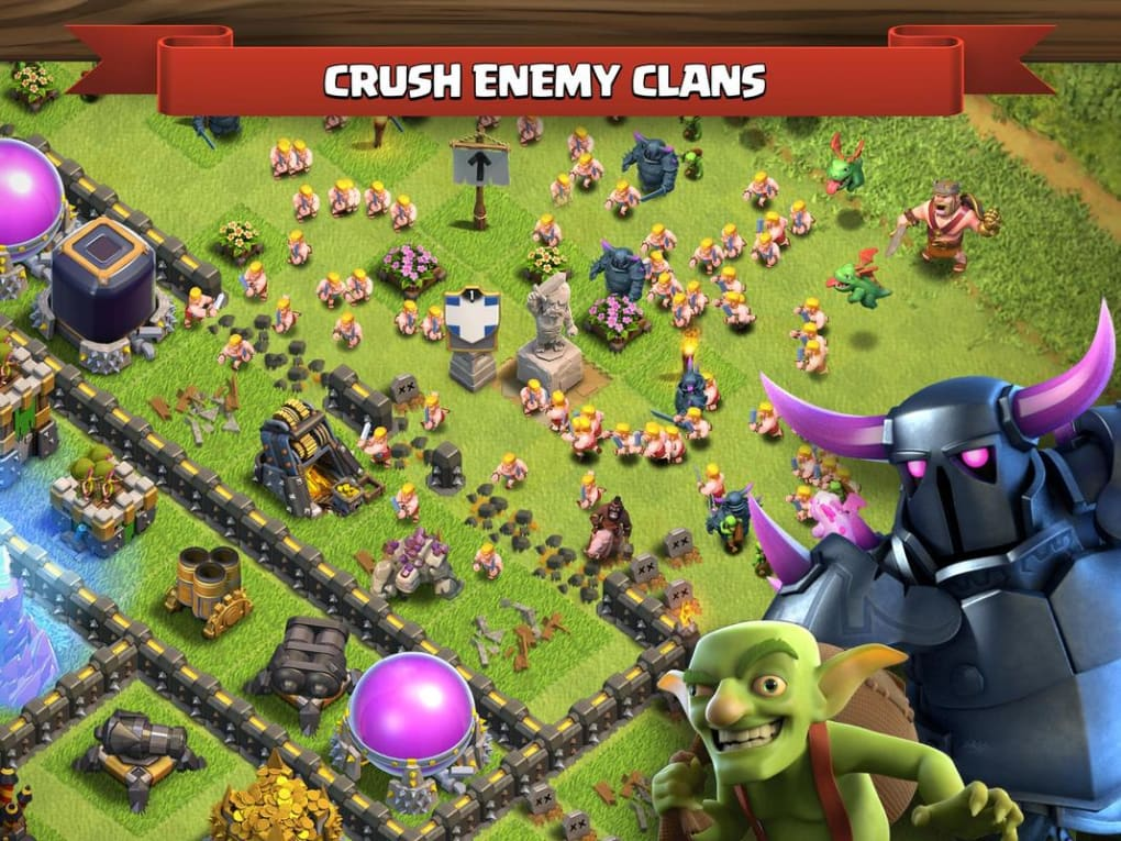 clash of clans download free for windows phone