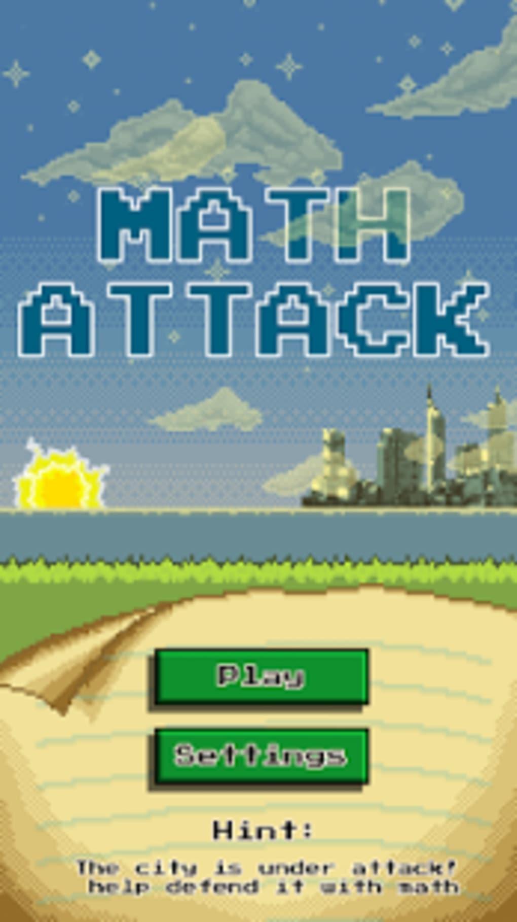 Math Attack: Education Edition