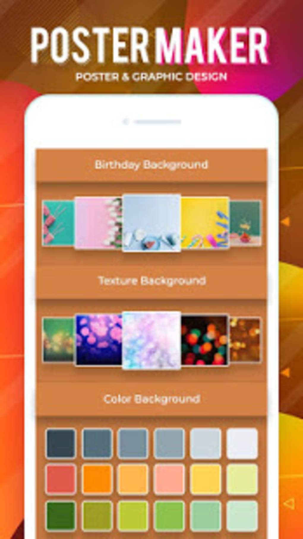 Flyers Posters Banner Graphic Maker Designs for Android