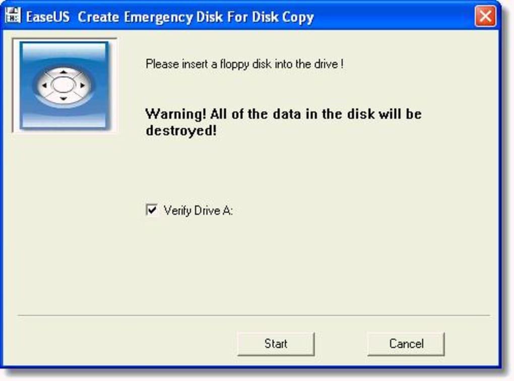 EaseUs Disk Copy - Download