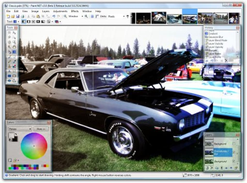 paint dot net photo editing