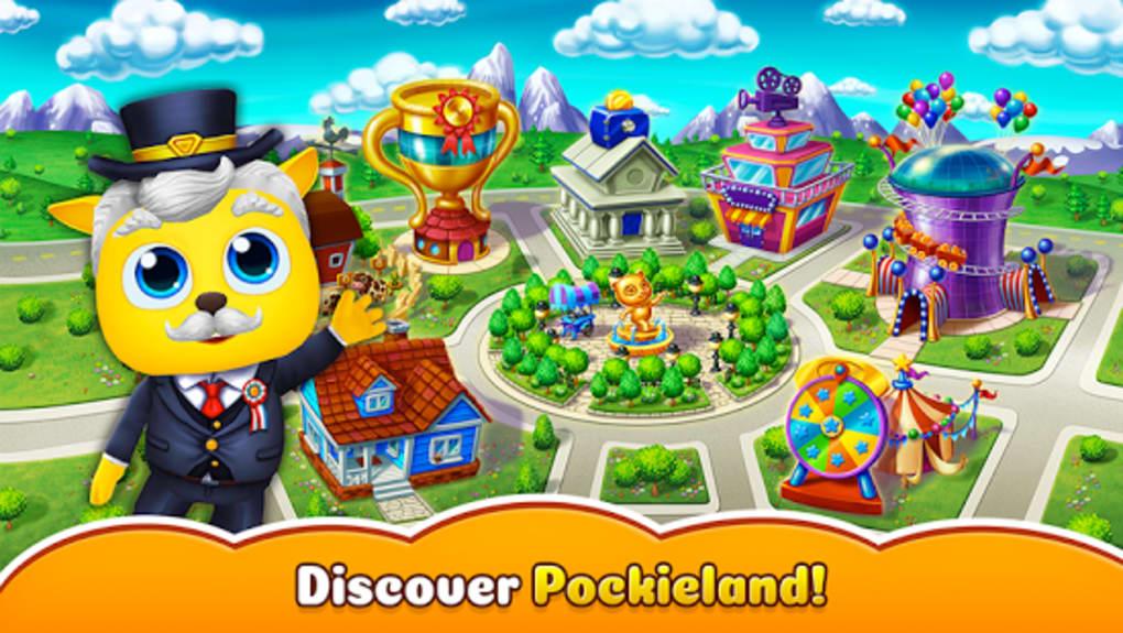Pockieland - Animal Society