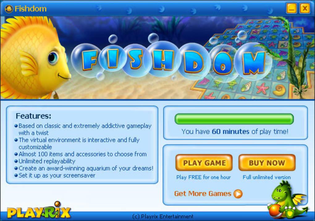 Free download games fishdom.