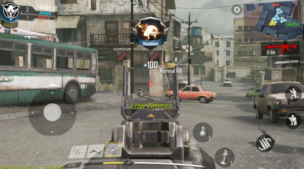 call of duty download mobile android
