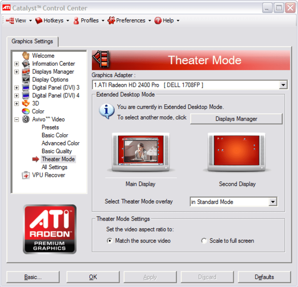 ati catalyst control center win 7 64 bit download