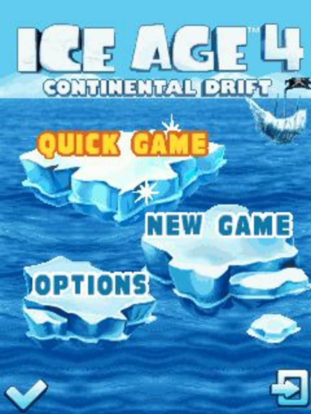 ice age 4: continental drift for java - download