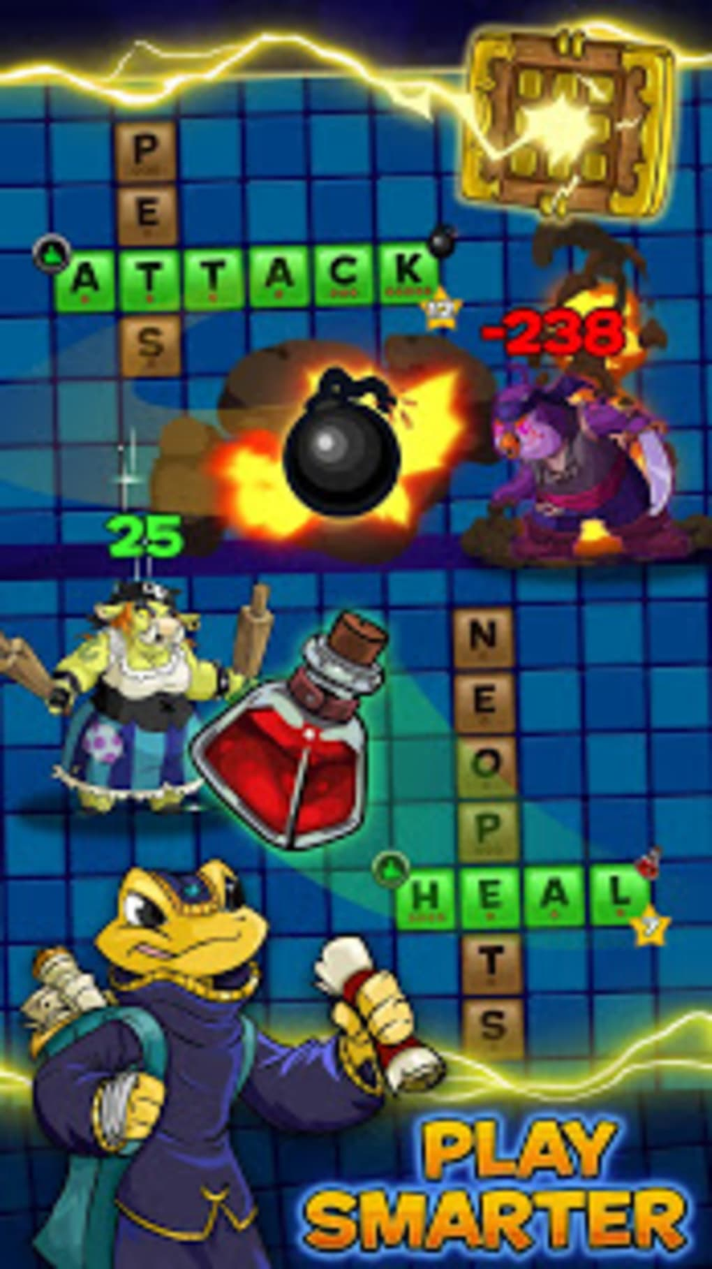Neopets: Legends Letters for Android - Download