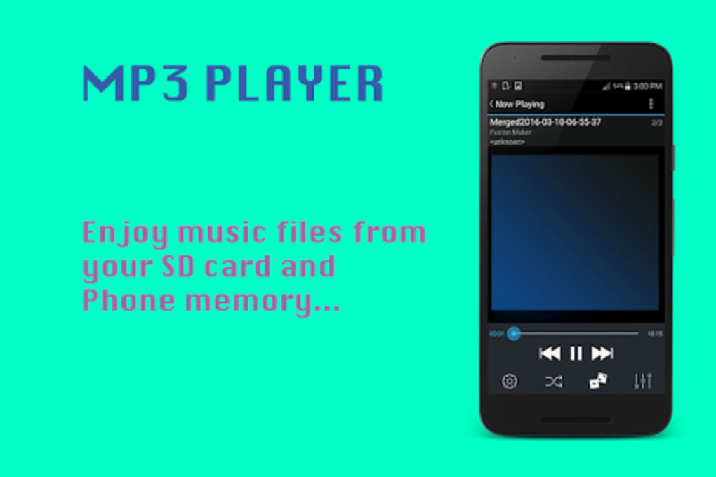 mp3 music download player for Android - Download