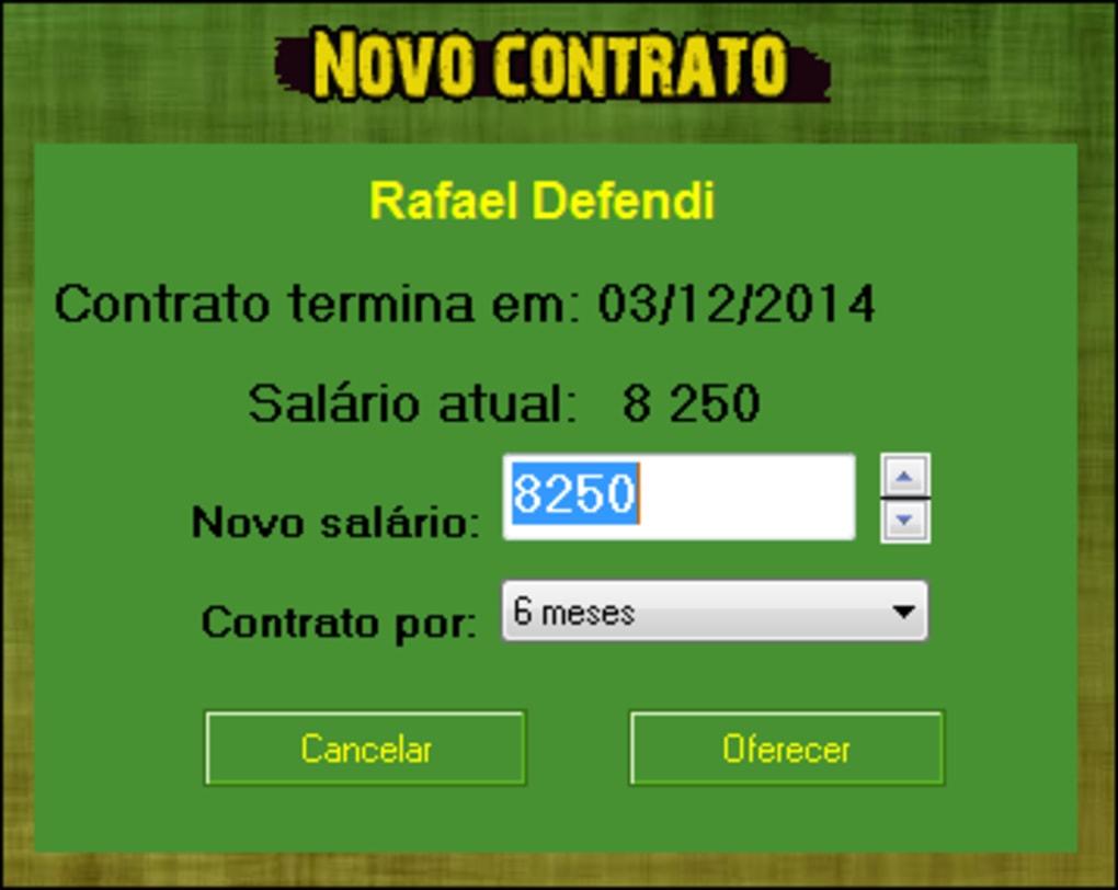 brasfoot 2014 gratis e registrado