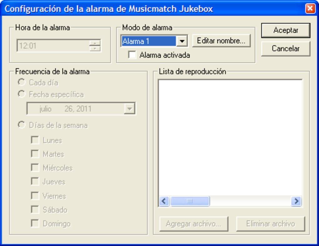 musicmatch jukebox 10 deutsch