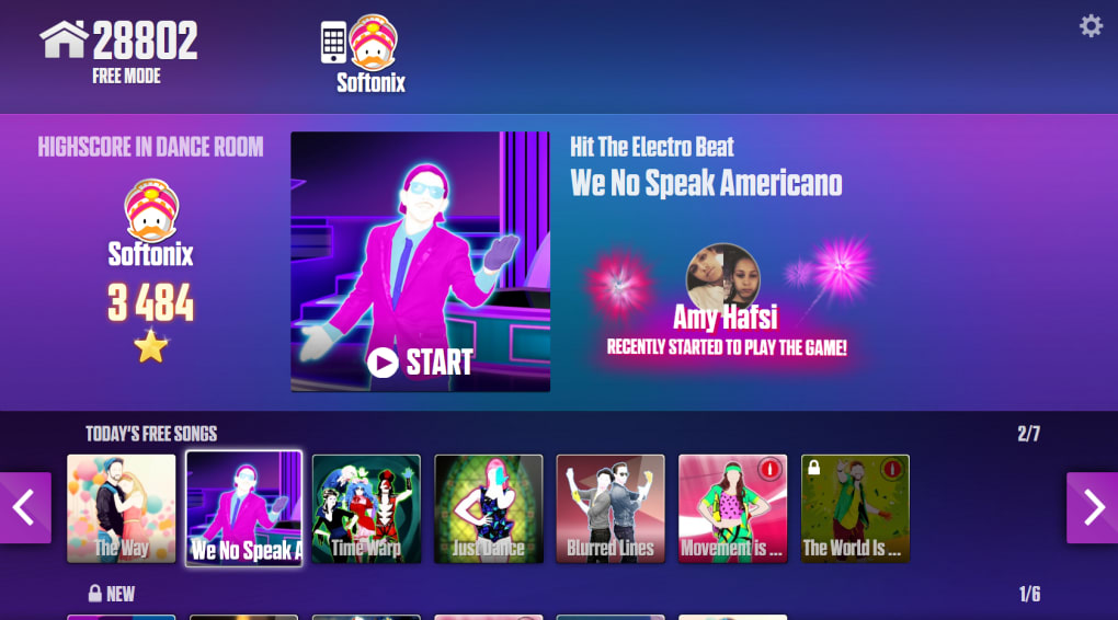 Just Dance Now for iPhone - Download