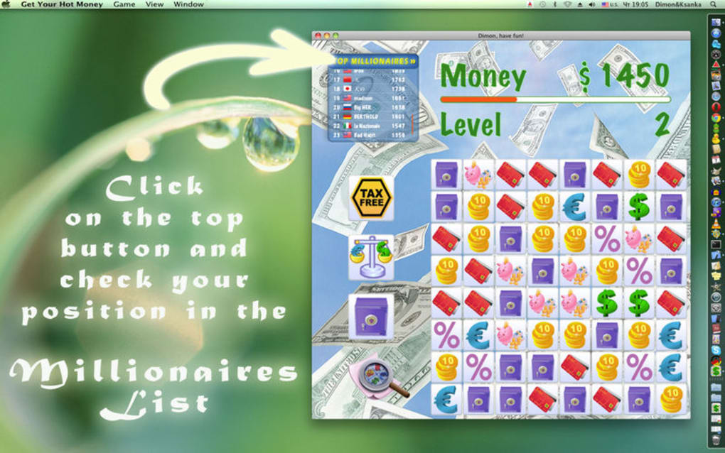 Get Your Hot Money for Mac - Download