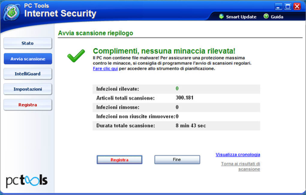 PC Tools Internet Security - Download