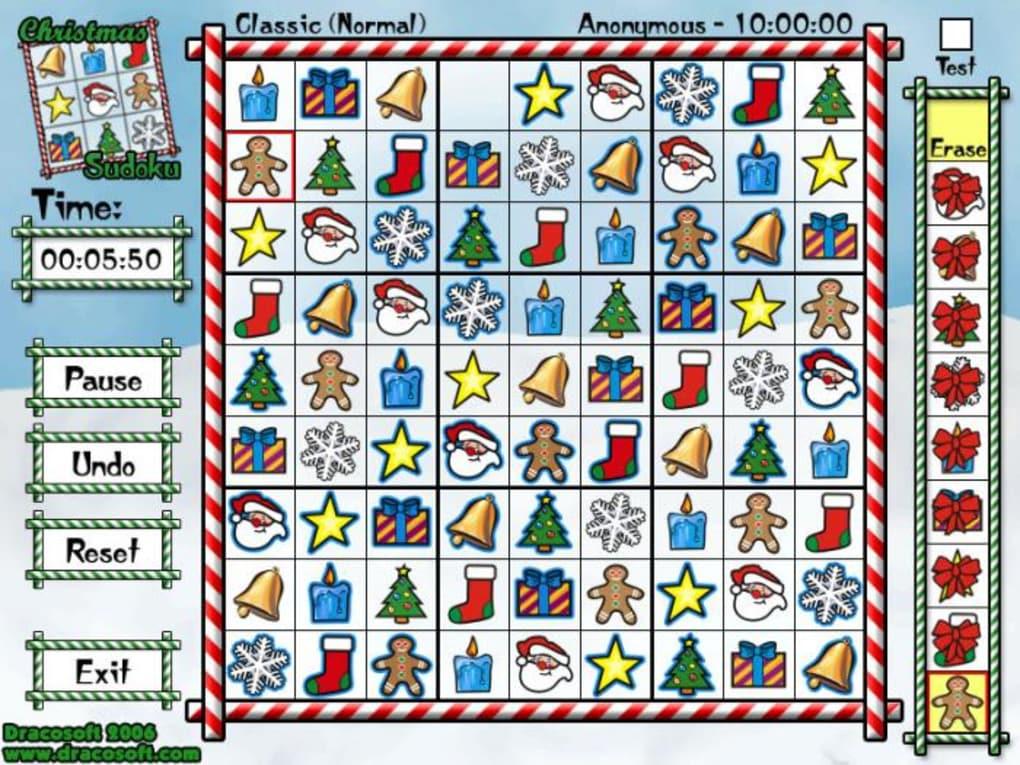 Christmas Sudoku.Christmas Sudoku Download