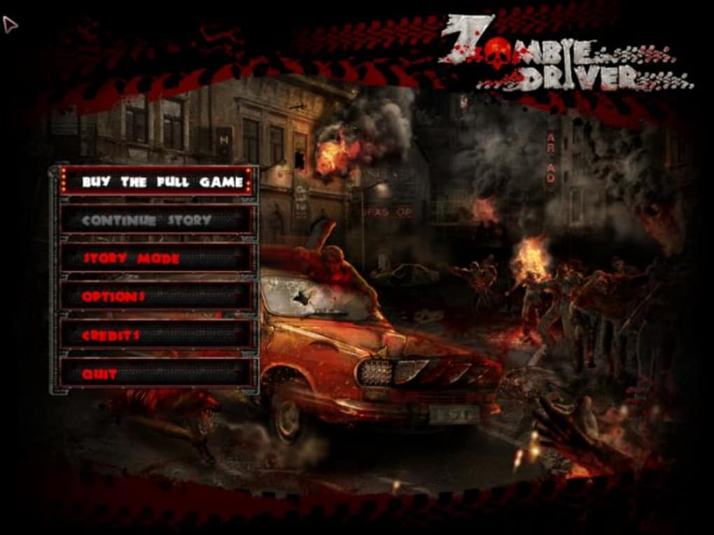 Zombie Driver Descargar