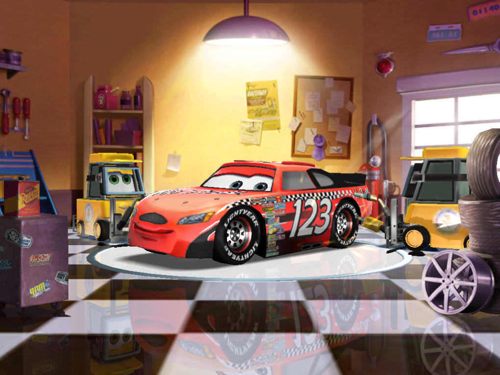 Cars: fast as lightning per iphone download