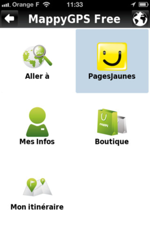 Mappy Gps Free Pour Iphone Télécharger