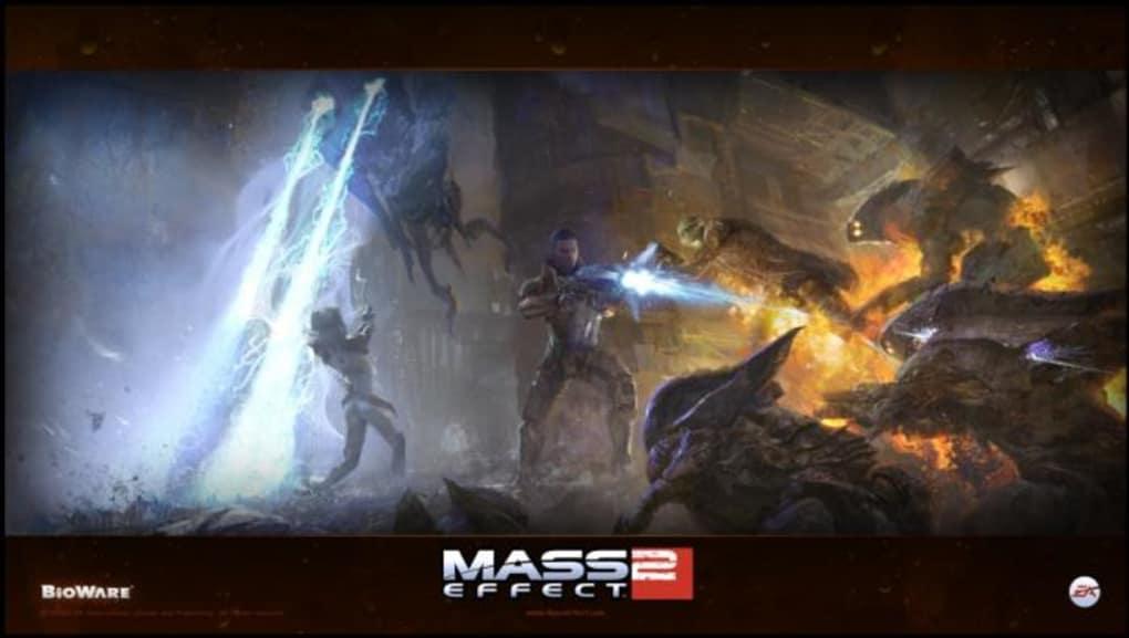 Mass effect 2 fonds d 39 cran t l charger for Screenshot ecran