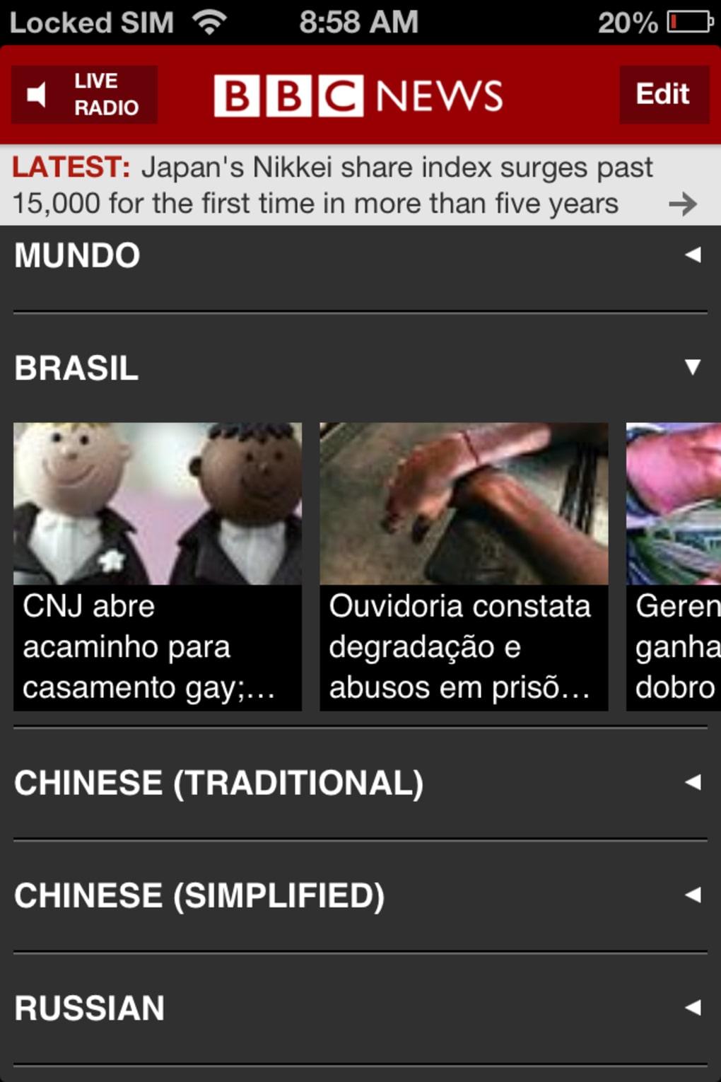 BBC News for iPhone - Download