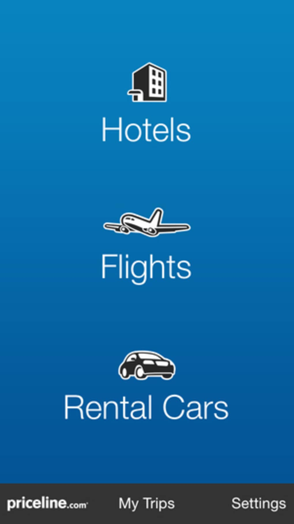 Priceline for iPhone - Download