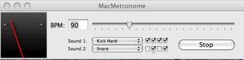 MacMetronome (Mac) - Download