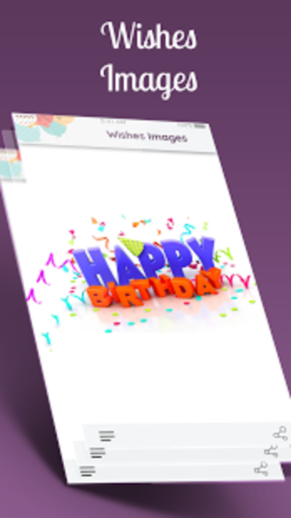 Birthday Song With Name(Maker) for Android - Download