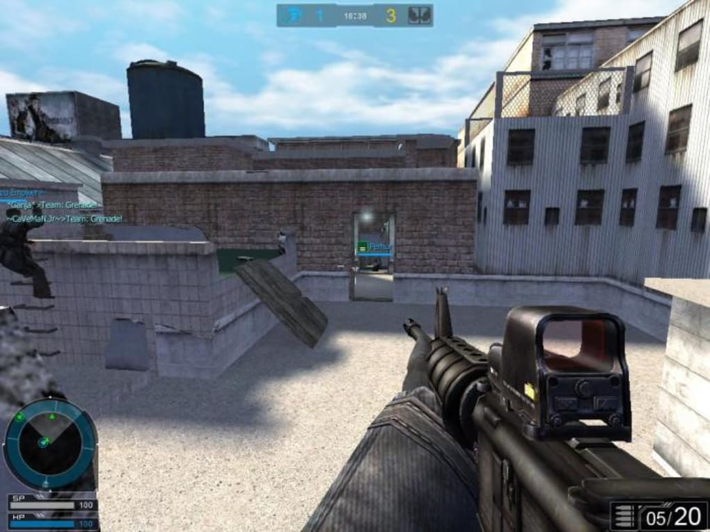 telecharger jeux de guerre gratuit pc softonic